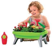 Hry na záhradníka - Zeleninová záhrada Jardin&Saisons Écoiffier s formičkami a náradím od 18 mes_0