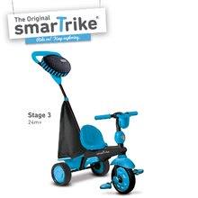 Trojkolky od 10 mesiacov - Trojkolka Spark Blue Touch Steering 4v1 smarTrike modro-čierna od 10 mes_7