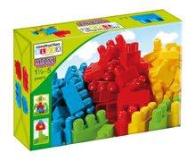 Stavebnice Dohány - Kostky Maxi Blocks Dohány v krabici 34 dílů od 18 měsíců_0
