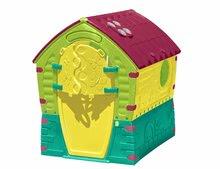 Domčeky pre deti - Domček Fairies Dream House PalPlay fialovo-zeleno-žltý od 24 mes_1