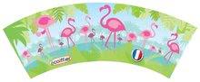 Vedierka do piesku - Vedro set s krhlou Flamingo Écoiffier 6 dielov (výška 18 cm) od 18 mes_1