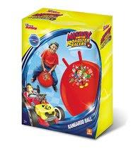 Detské skákadlá a hopsadlá - Lopta na skákanie Kangaroo Mickey Mouse Mondo 45 cm_0