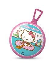 Detské skákadlá a hopsadlá - Lopta na skákanie Kangaroo Hello Kitty Mondo s držiakom 45 cm_1