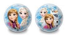 Rozprávková lopta Frozen Mondo gumená 23 cm