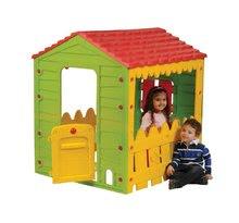 Domčeky pre deti - Domček My Little Farm House Starplast s okenicami od 24 mes_0