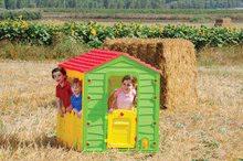 Domčeky pre deti - Domček My Little Farm House Starplast s okenicami od 24 mes_2