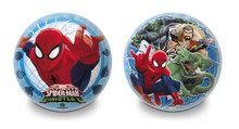 Rozprávková lopta Spiderman Mondo gumená 23 cm