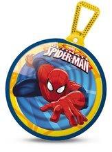 Lopta na skákanie Kangaroo Spiderman Mondo s držiakom 45 cm