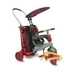 SMART TRIKE 7000100 Trojkolka Smart Trike&Go TouchSteering a s nákupným vozíkom, +10-36 mesiacov