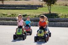 Detské šliapacie vozidlá - 710108 710109 710113 710114 a smoby traktor