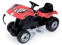 Preliezačky sety - Set preliezačka Adventure Car Smoby so šmykľavkou dlhou 150 cm a traktor Farmer XL s prívesom od 24 mes_5