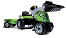 710109 a smoby traktor s nakladacom