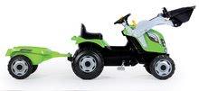 710109 c smoby traktor s nakladacom