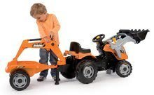 710110 b smoby traktor
