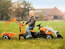 710110 g smoby traktor