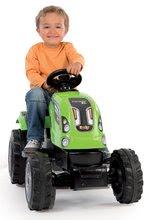 Preliezačky sety - Set preliezačka Tour Aventure Smoby so šmykľavkou dĺžka 160 cm a šliapací traktor RX Bull s prívesom_8