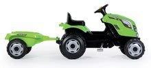 Preliezačky sety - Set preliezačka Tour Aventure Smoby so šmykľavkou dĺžka 160 cm a šliapací traktor RX Bull s prívesom_9