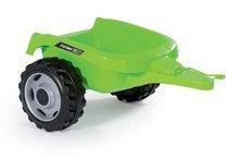Preliezačky sety - Set preliezačka Tour Aventure Smoby so šmykľavkou dĺžka 160 cm a šliapací traktor RX Bull s prívesom_27
