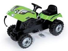 Preliezačky sety - Set preliezačka Tour Aventure Smoby so šmykľavkou dĺžka 160 cm a šliapací traktor RX Bull s prívesom_6