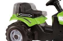 Preliezačky sety - Set preliezačka Tour Aventure Smoby so šmykľavkou dĺžka 160 cm a šliapací traktor RX Bull s prívesom_7