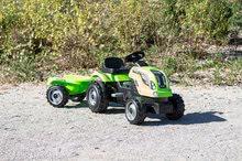 Preliezačky sety - Set preliezačka Tour Aventure Smoby so šmykľavkou dĺžka 160 cm a šliapací traktor RX Bull s prívesom_15