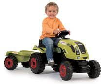 Detské šliapacie vozidlá - 710114 b smoby traktor