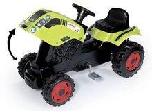 Detské šliapacie vozidlá - 710114 f smoby traktor