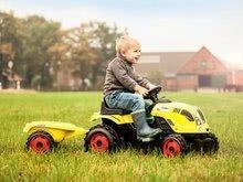 Detské šliapacie vozidlá - 710114 g smoby traktor