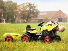 Detské šliapacie vozidlá - 710114 h smoby traktor