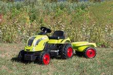 Detské šliapacie vozidlá - 710114 j smoby traktor