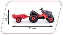 710200 f smoby traktor