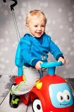 Guralice za djecu od 6 mjeseci - Guralica s ljuljačkom Maestro III Balade Smoby crveno-plava s elektroničkim volanom od 6 mjeseci_19