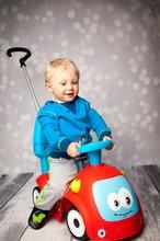 Guralice za djecu od 6 mjeseci - Guralica s ljuljačkom Maestro III Balade Smoby crveno-plava s elektroničkim volanom od 6 mjeseci_20