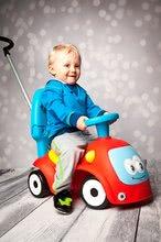 Guralice za djecu od 6 mjeseci - Guralica s ljuljačkom Maestro III Balade Smoby crveno-plava s elektroničkim volanom od 6 mjeseci_0