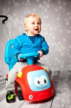 Guralice za djecu od 6 mjeseci - Guralica s ljuljačkom Maestro III Balade Smoby crveno-plava s elektroničkim volanom od 6 mjeseci_22