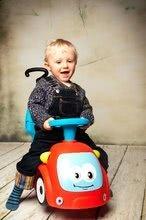 Guralice za djecu od 6 mjeseci - Guralica s ljuljačkom Maestro III Balade Smoby crveno-plava s elektroničkim volanom od 6 mjeseci_25