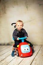 Guralice za djecu od 6 mjeseci - Guralica s ljuljačkom Maestro III Balade Smoby crveno-plava s elektroničkim volanom od 6 mjeseci_26