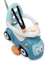 Guralice za djecu od 6 mjeseci - Guralica s dodacima Maestro Ride-On Pink 3in1 Smoby s 3 zvuka i upravljačka drška s obručem - čarobne oči od 6 mjes_3