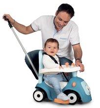 Guralice za djecu od 6 mjeseci - Guralica s dodacima Maestro Ride-On Pink 3in1 Smoby s 3 zvuka i upravljačka drška s obručem - čarobne oči od 6 mjes_5