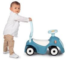 Guralice za djecu od 6 mjeseci - Guralica s dodacima Maestro Ride-On Pink 3in1 Smoby s 3 zvuka i upravljačka drška s obručem - čarobne oči od 6 mjes_6