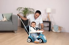 Guralice za djecu od 6 mjeseci - Guralica s dodacima Maestro Ride-On Pink 3in1 Smoby s 3 zvuka i upravljačka drška s obručem - čarobne oči od 6 mjes_8