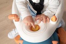 Guralice za djecu od 6 mjeseci - Guralica s dodacima Maestro Ride-On Pink 3in1 Smoby s 3 zvuka i upravljačka drška s obručem - čarobne oči od 6 mjes_12