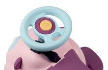 Bébitaxik 6 hónapos kortól - Bébitaxi bővithető Maestro Ride-On Pink 3in1 Smoby 3 hang tolókar kiesésgátló - mágikus szemek 6 hó-tól_2