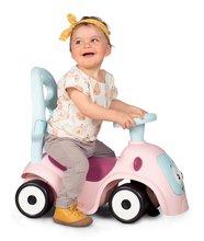 Bébitaxik 6 hónapos kortól - Bébitaxi bővithető Maestro Ride-On Pink 3in1 Smoby 3 hang tolókar kiesésgátló - mágikus szemek 6 hó-tól_7