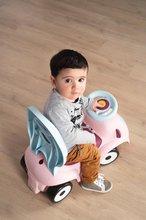 Bébitaxik 6 hónapos kortól - Bébitaxi bővithető Maestro Ride-On Pink 3in1 Smoby 3 hang tolókar kiesésgátló - mágikus szemek 6 hó-tól_12