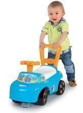 Odrážadlá od 10 mesiacov - Odrážadlo a chodítko Auto 2v1 Hľadá sa Dory Smoby modro-oranžové od 10 mes_0