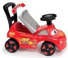 Šmykľavky sety - Set šmykľavka Autá Toboggan XS Smoby dĺžka 90 cm a odrážadlo Cars Auto 2v1_5