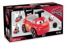 Šmykľavky sety - Set šmykľavka Autá Toboggan XS Smoby dĺžka 90 cm a odrážadlo Cars Auto 2v1_7