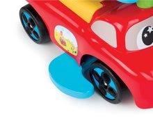 Odrážadlá od 6 mesiacov - Odrážadlo Auto Balade Rouge Smoby s hojdačkou červeno-žlté od 6 mes_1