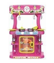 Játékkonyha Strawberry Dohány rózsaszín, kiegészítőkkel